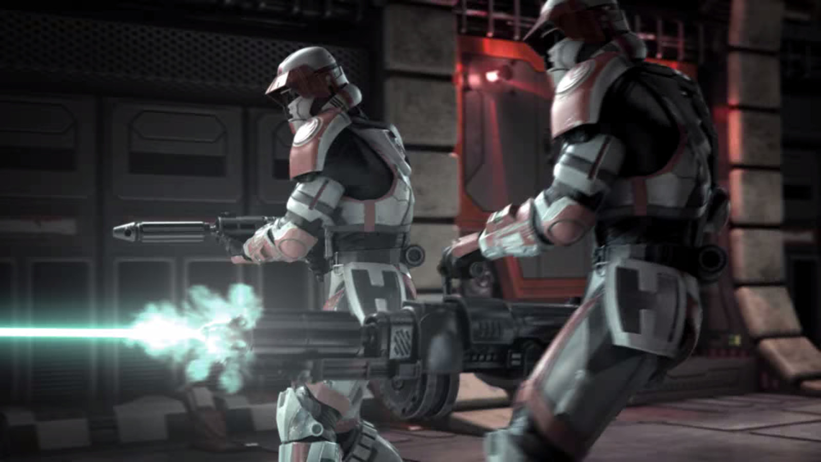 Star Wars Clone Troopers Wallpaper Posted By Christopher Walker
