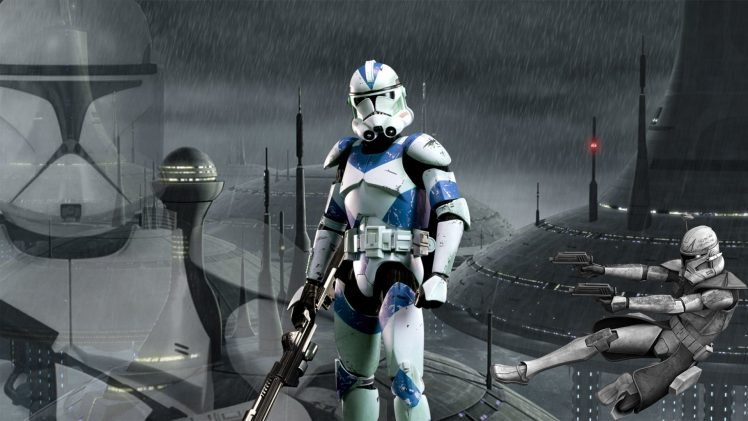 clone trooper, Star Wars Wallpapers HD Desktop and Mobile