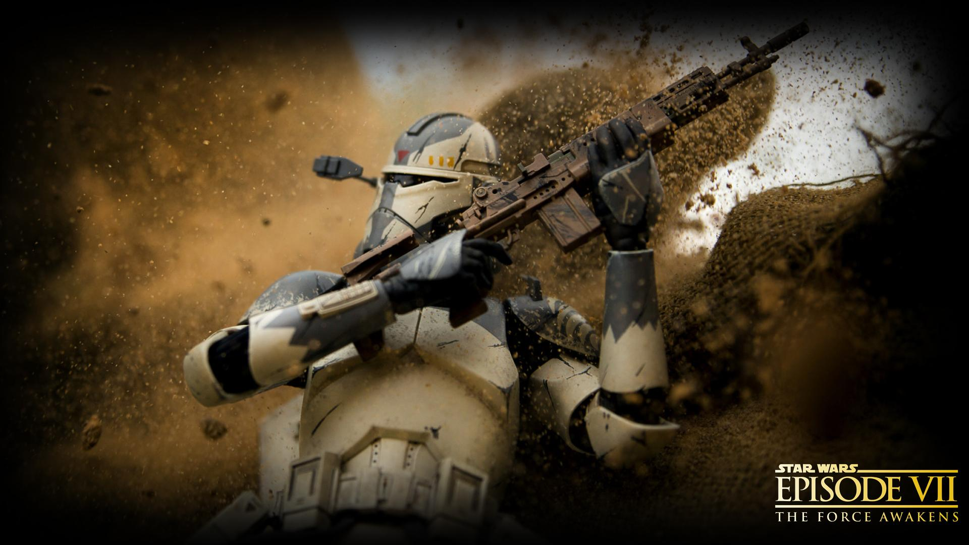 Star Wars Clones Wallpapers Posted By Ryan Cunningham