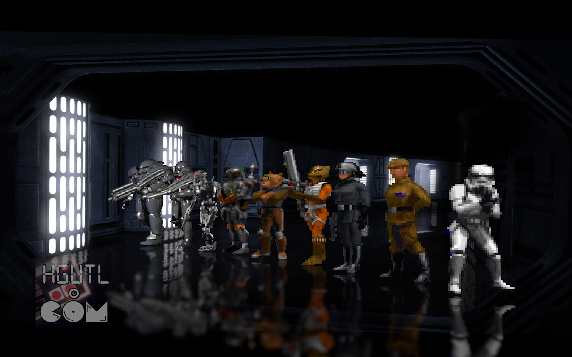 Star Wars Dark Forces Wallpaper Posted By Ryan Cunningham