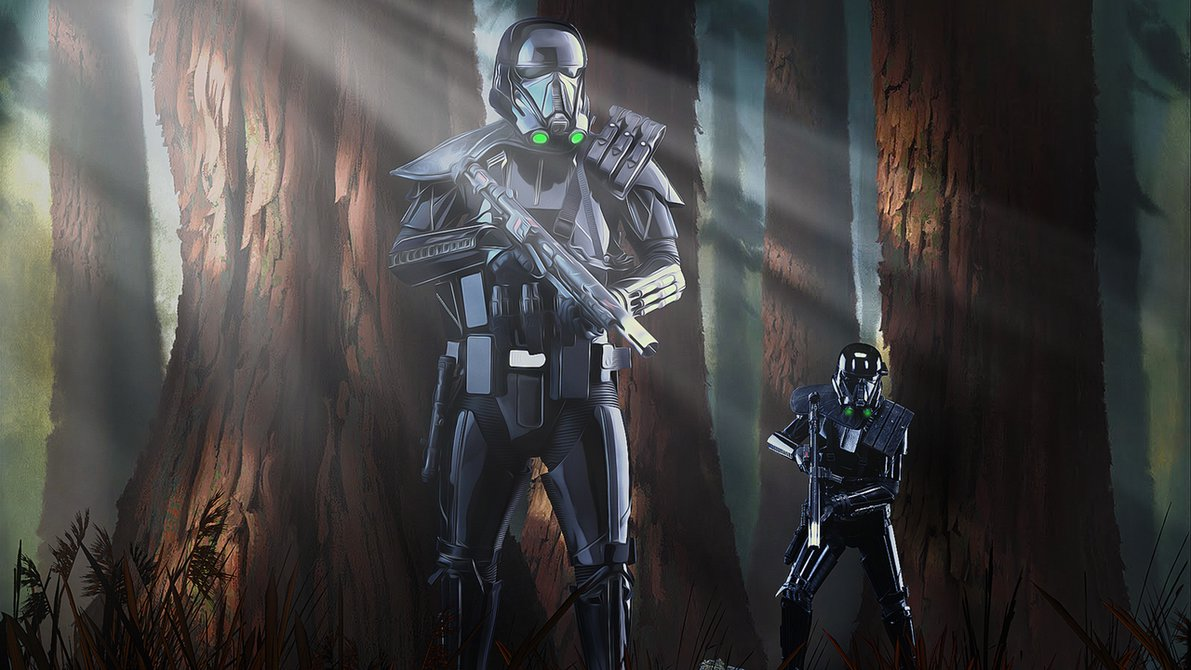 Star Wars Death Troopers Wallpaper Posted By Sarah Peltier