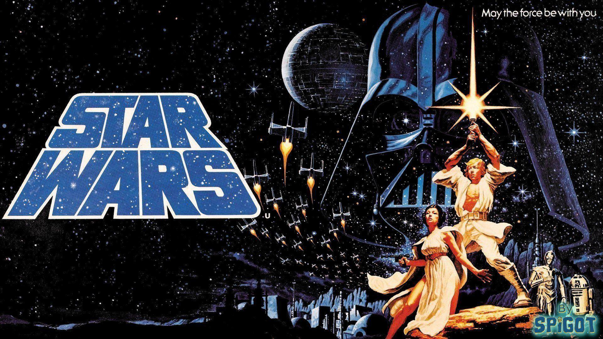Star Wars Desktop Wallpaper 1920x1080 Posted By Sarah Walker
