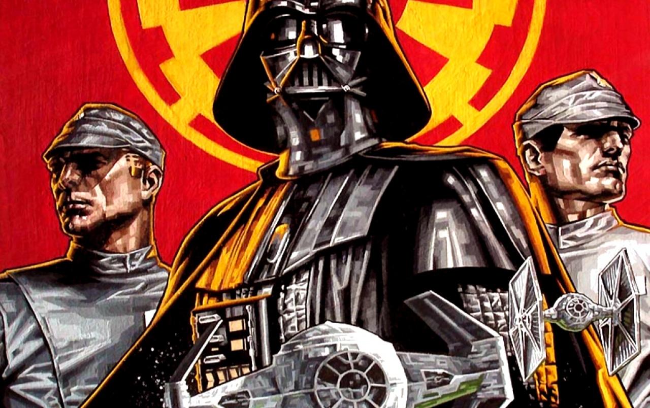 Star Wars Empire Wallpaper Posted By Samantha Mercado