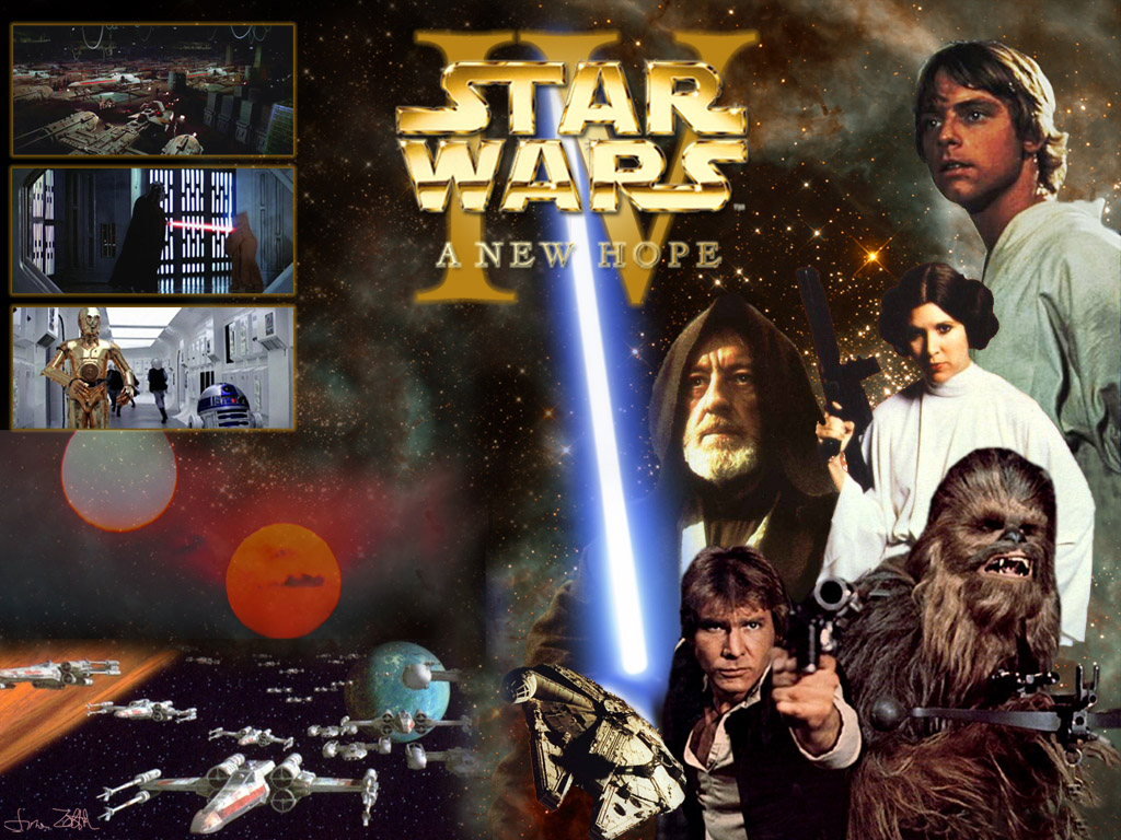 49+ Star Wars Episode 4 Wallpaper on WallpaperSafari