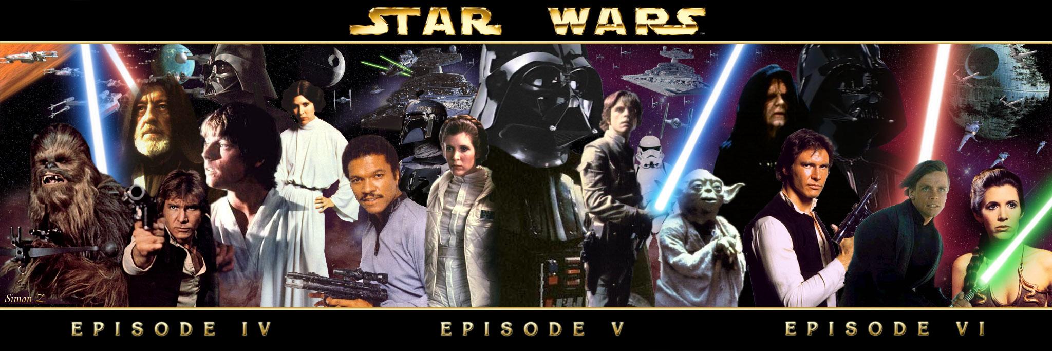 Star Wars Episode 4 Wallpaper Posted By Sarah Mercado