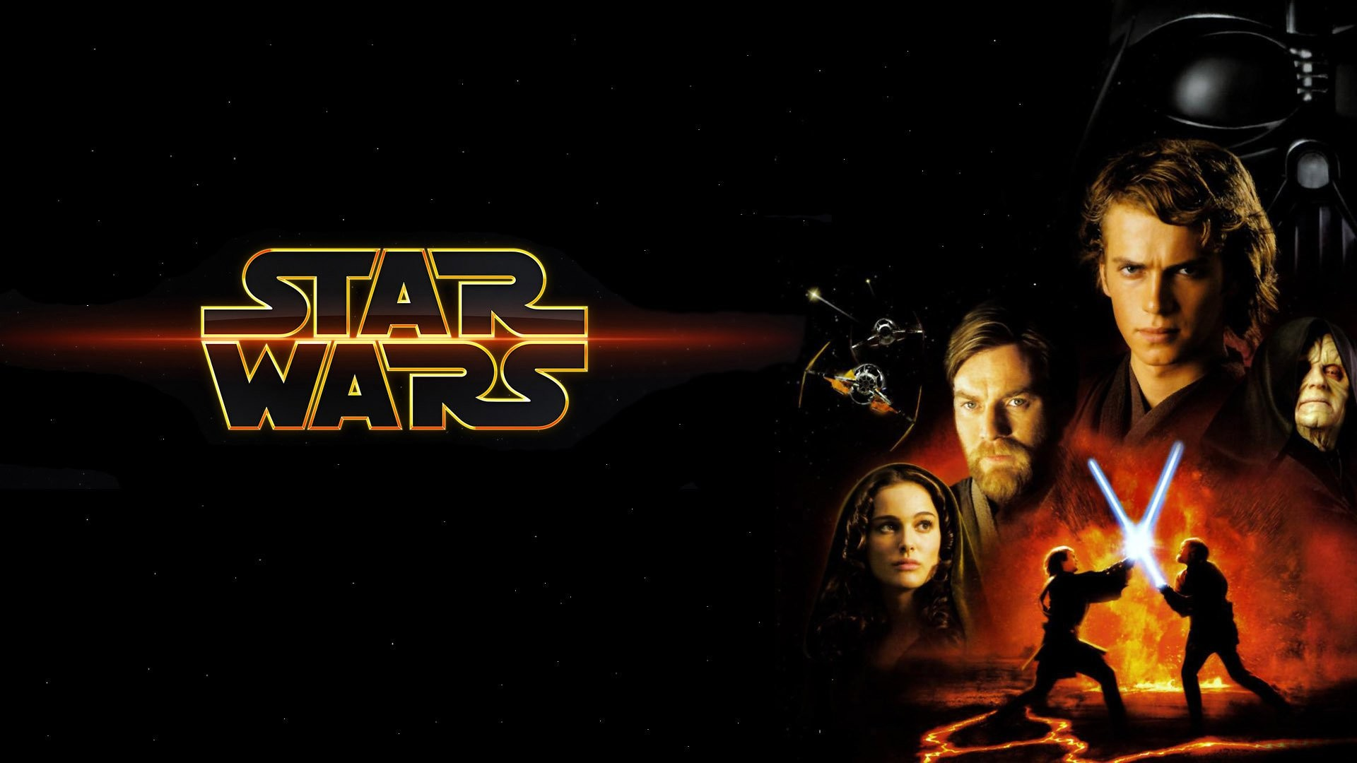 Revenge of the Sith Wallpaper 67+ images