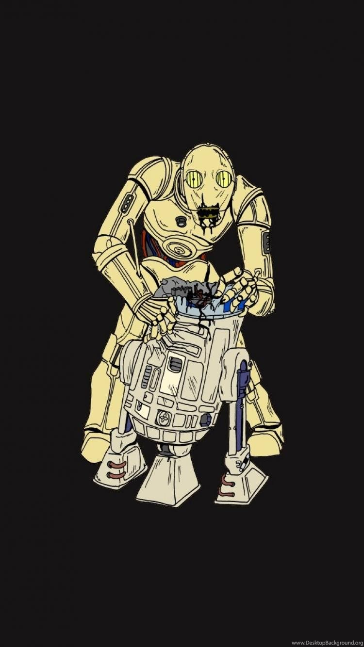 Star Wars Funny Wallpapers Posted By Sarah Tremblay
