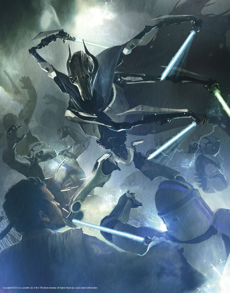 Star Wars General Grievous Wallpaper Posted By Christopher Johnson