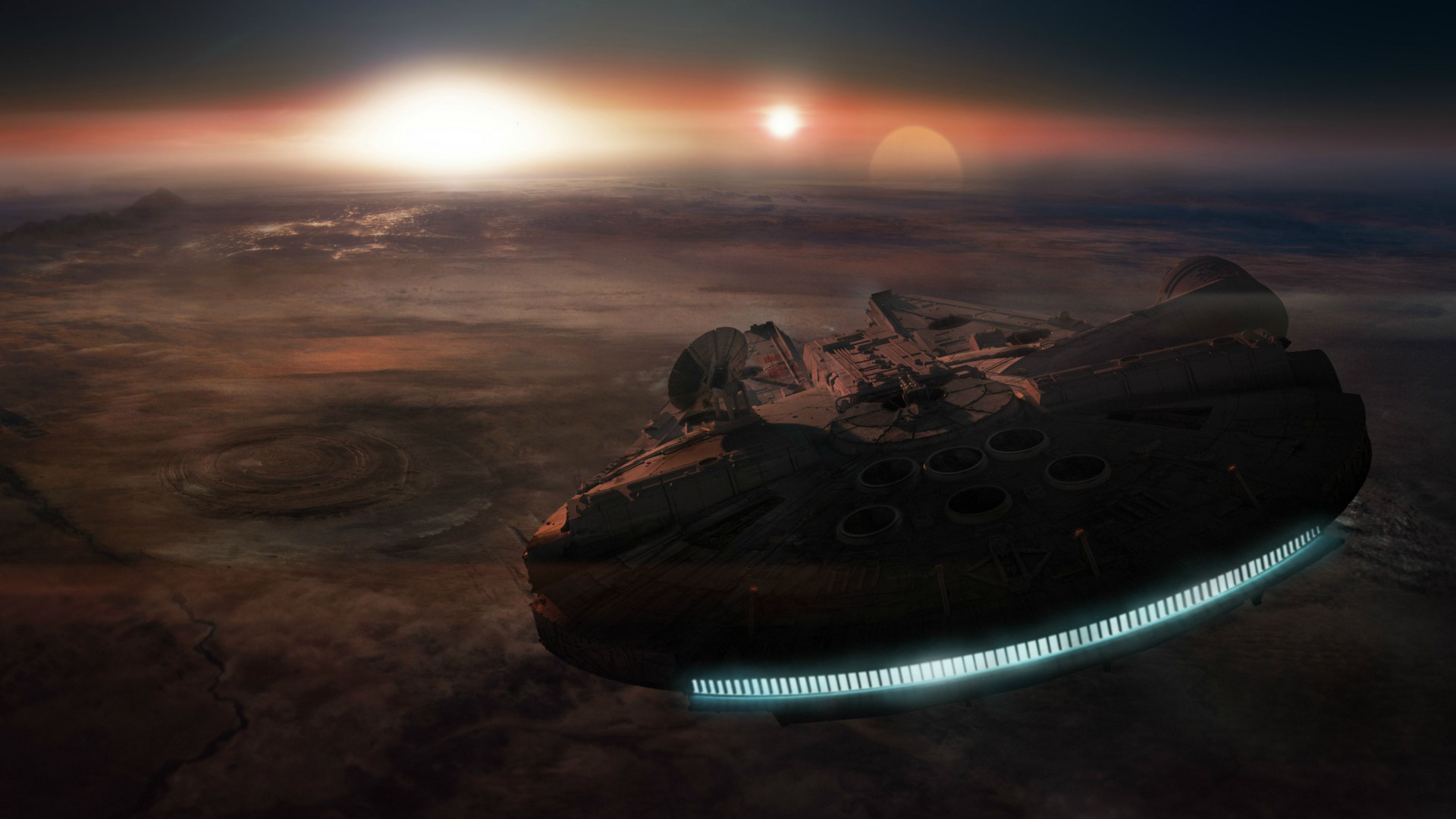 Star Wars Hd Desktop Wallpaper Posted By Ryan Simpson