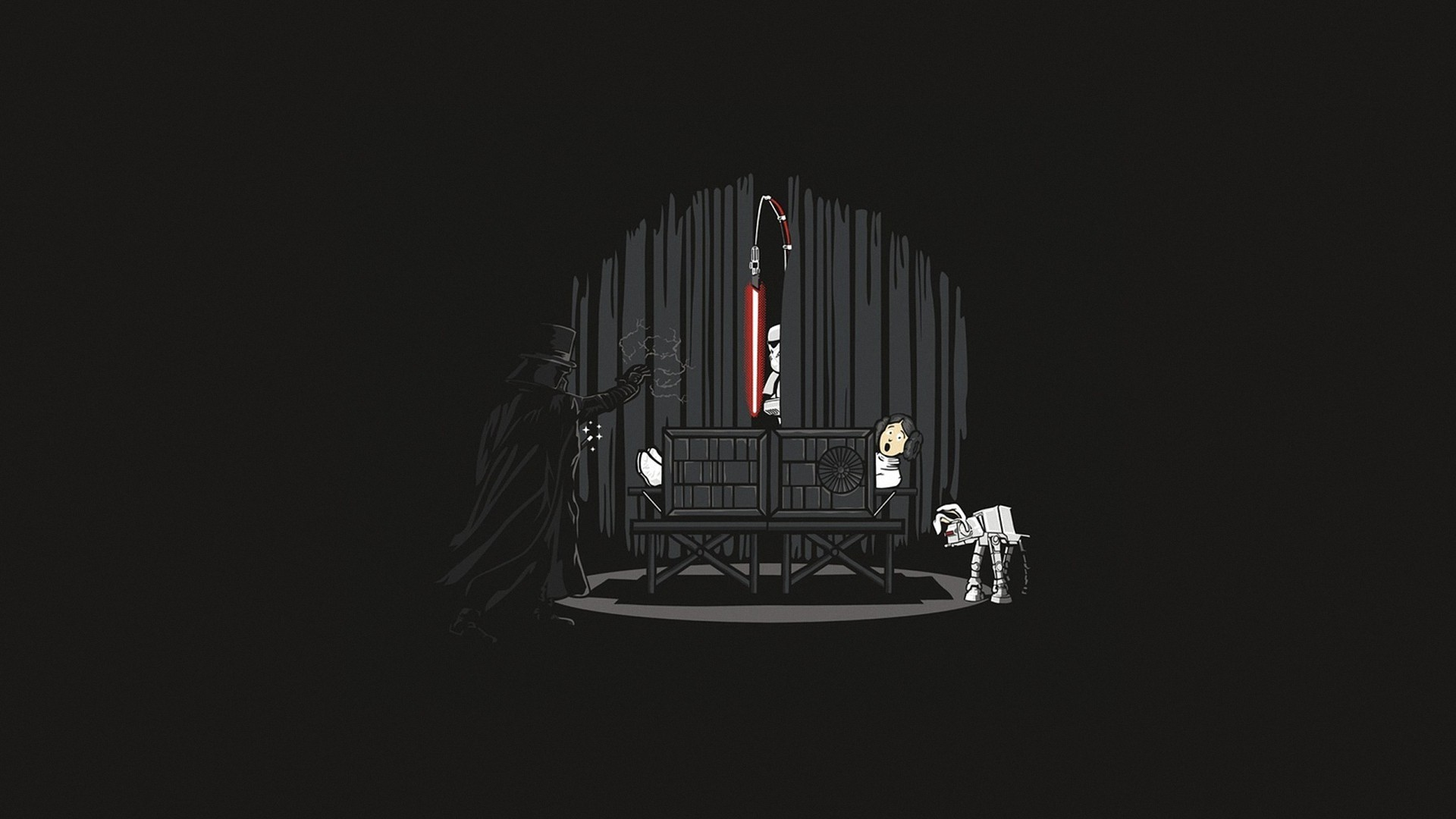 Star Wars Hd Wallpaper 1920x1080 Posted By Sarah Thompson
