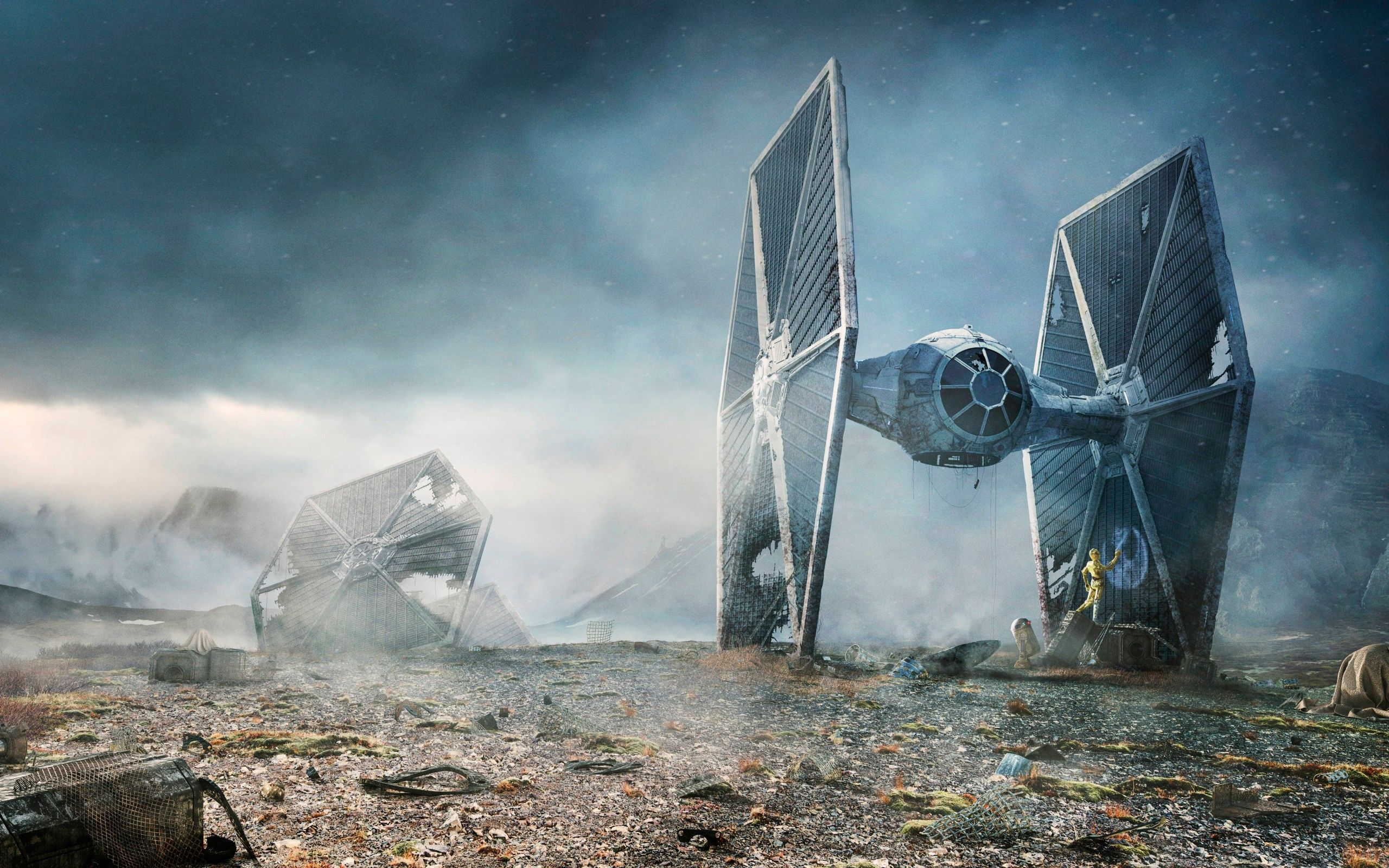 Star Wars High Resolution Wallpaper Posted By Ryan Walker