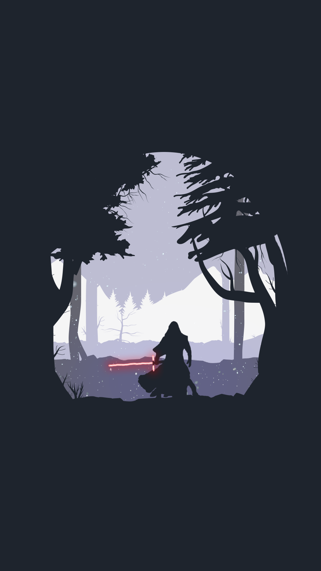 Star Wars Ios Wallpaper Posted By Ethan Sellers