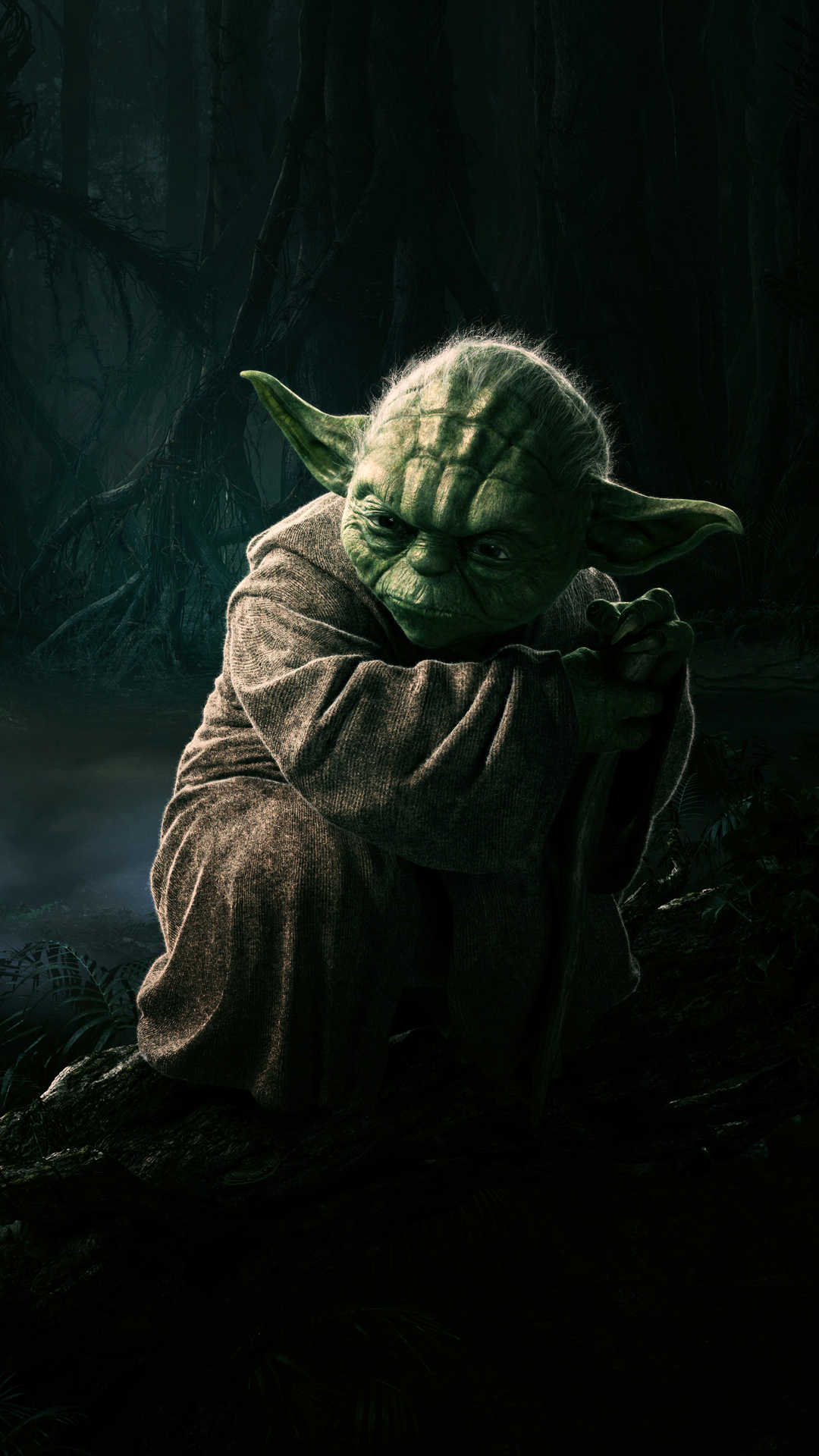 Star Wars Yoda Iphone Free Wallpaper and Backgrounds