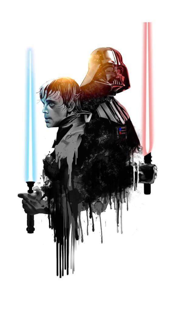 Lightsaber Star Wars iPhone Wallpaper hd wallpaper download