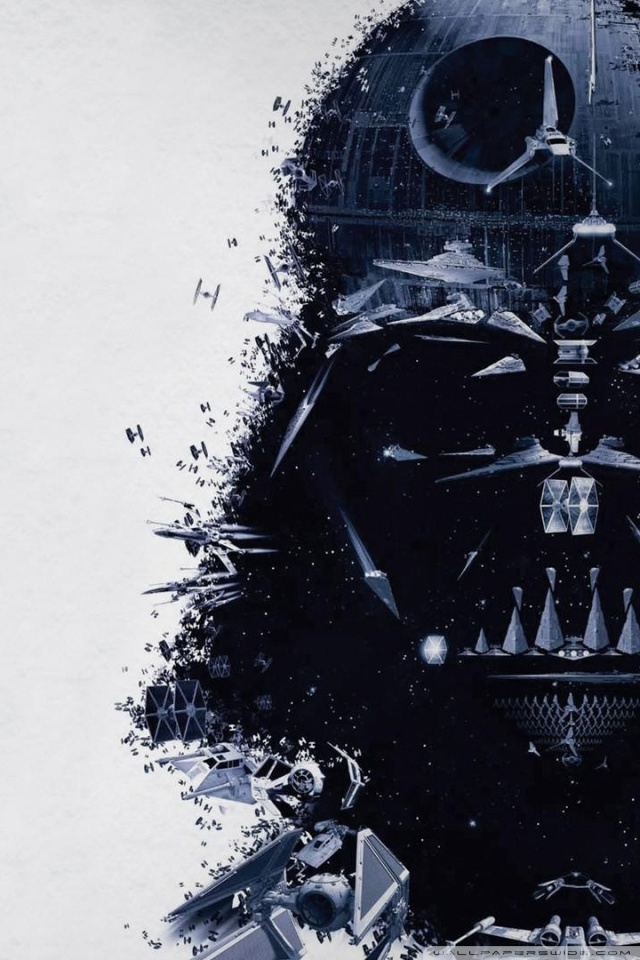 Star Wars Iphone Wallpaper Posted By Ethan Mercado