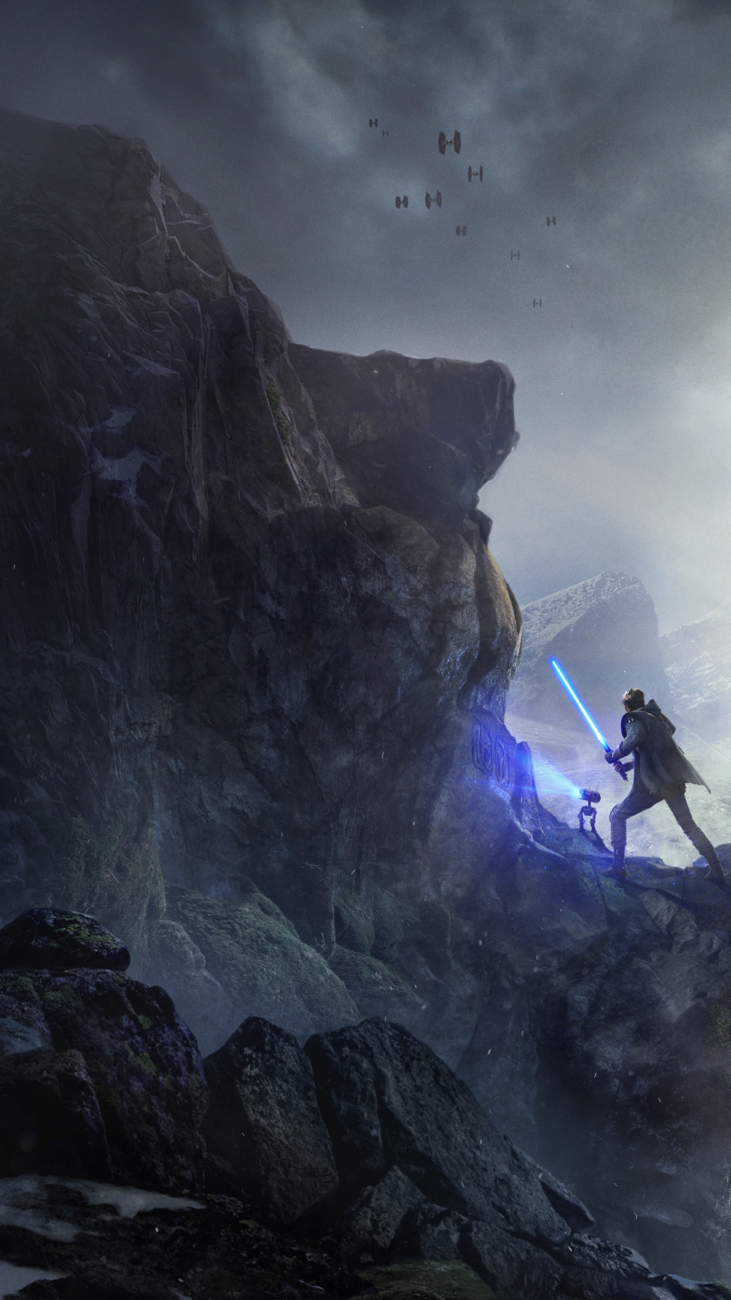 Star Wars Jedi Fallen Order Wallpaper Posted By Samantha Sellers