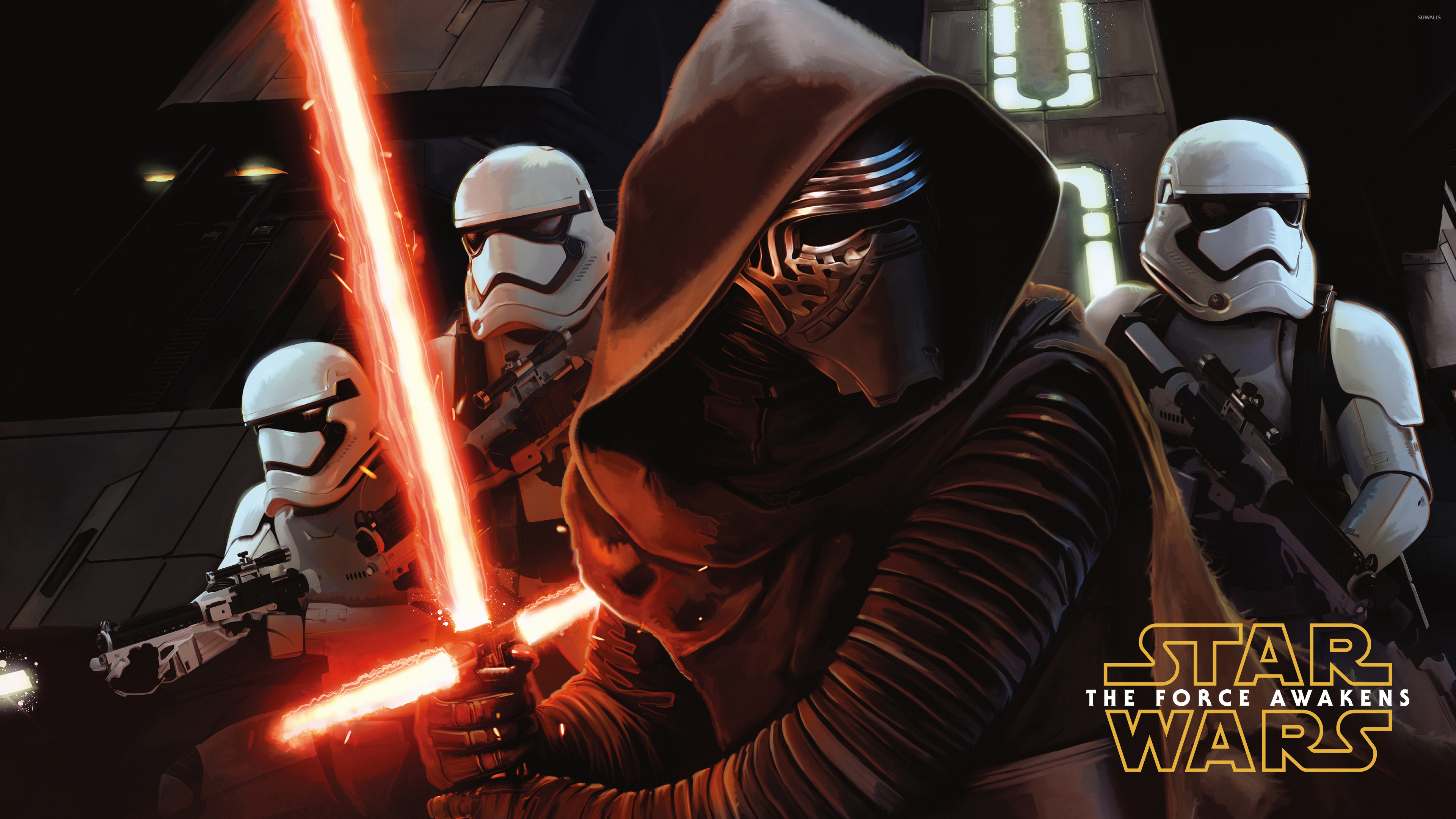 Star Wars Kylo Ren Wallpaper Posted By Ethan Anderson