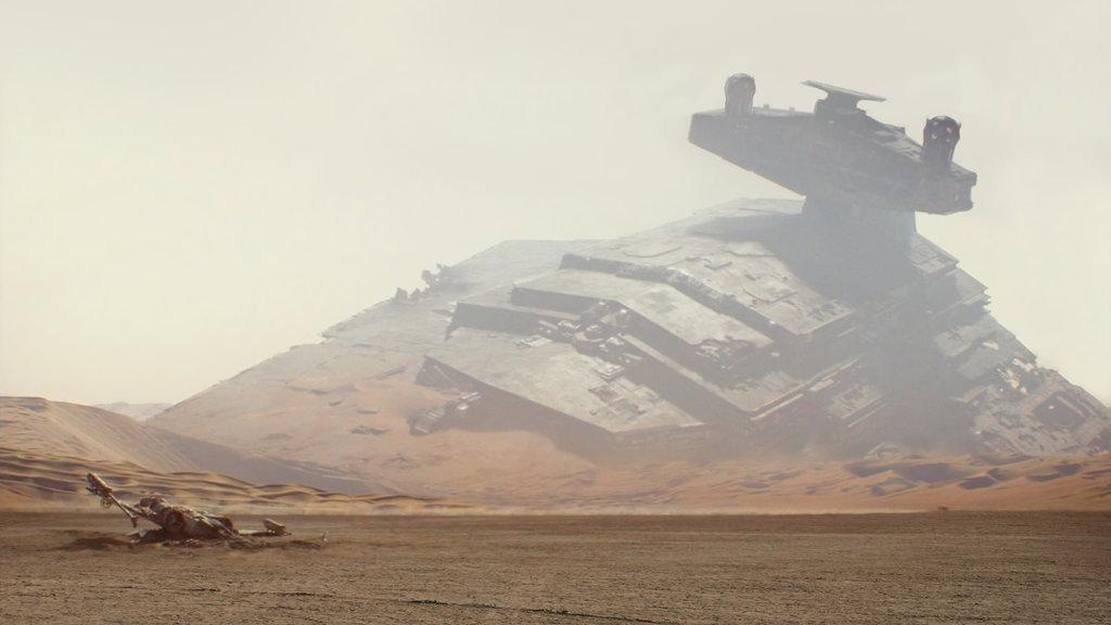 Free download Star Wars 7 wallpaper trailer 2 by ismaelArt