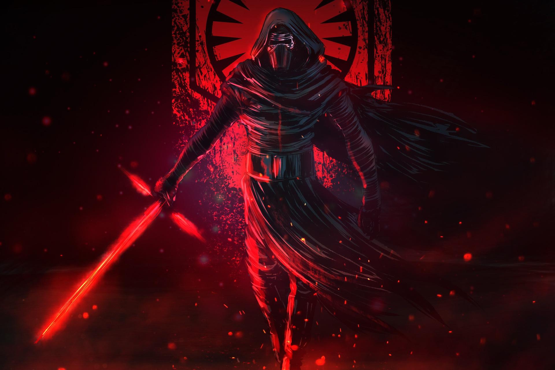 Star Wars, Lightsaber, Kylo Ren Wallpaper And Background