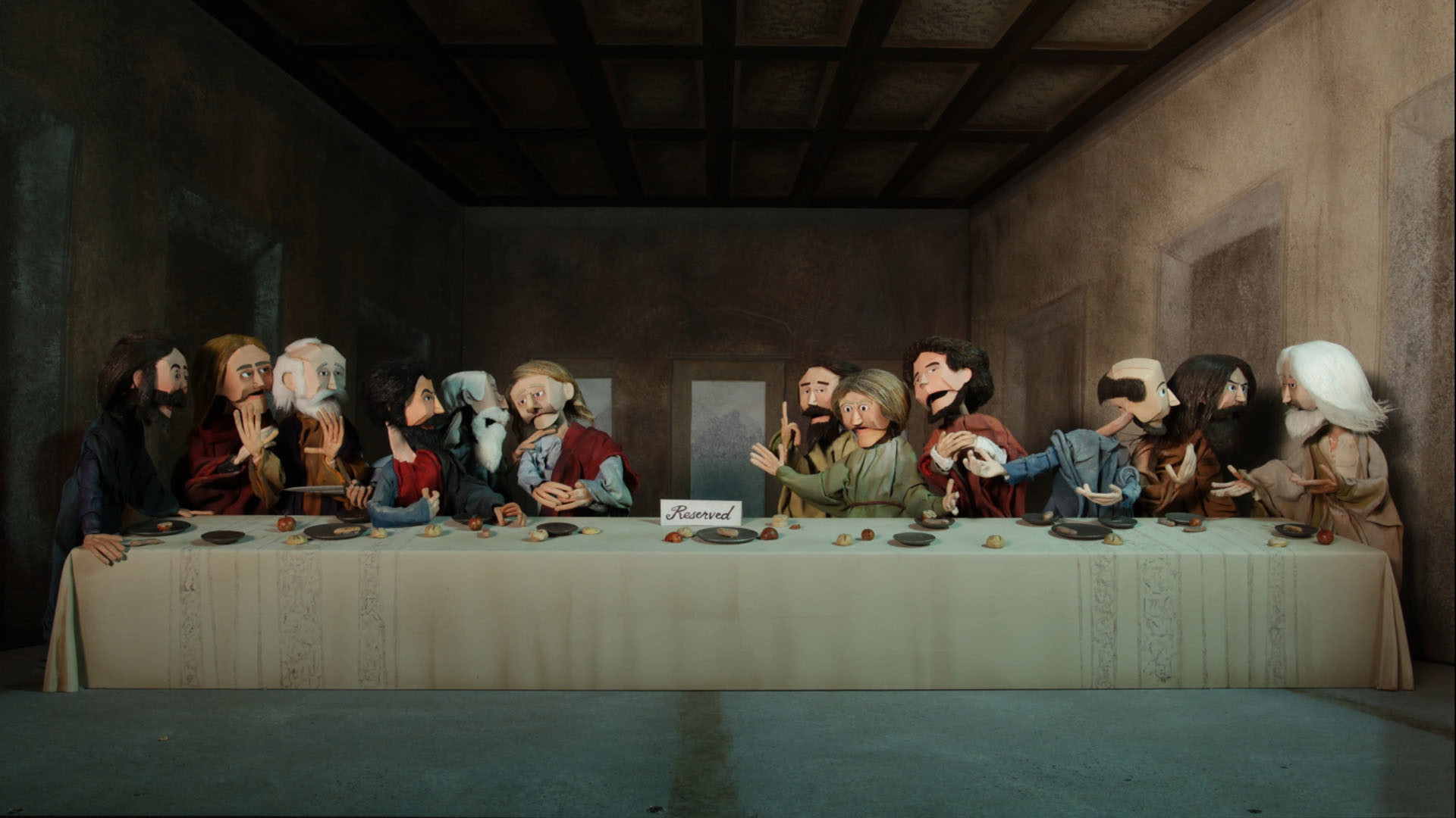 Star Wars Last Supper HD wallpaper Gallery