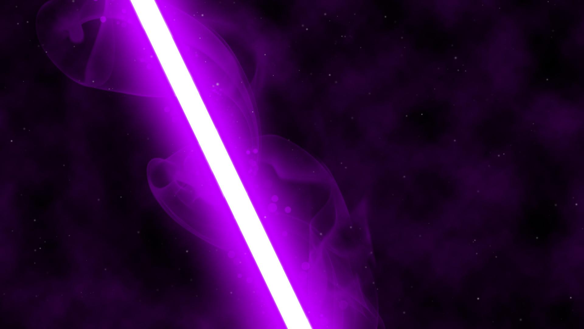 48+ Purple Lightsaber Wallpaper on WallpaperSafari