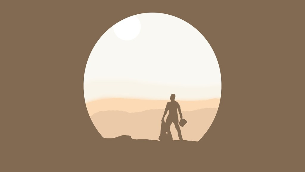 Star Wars Minimal Wallpaper Posted By Christopher Walker