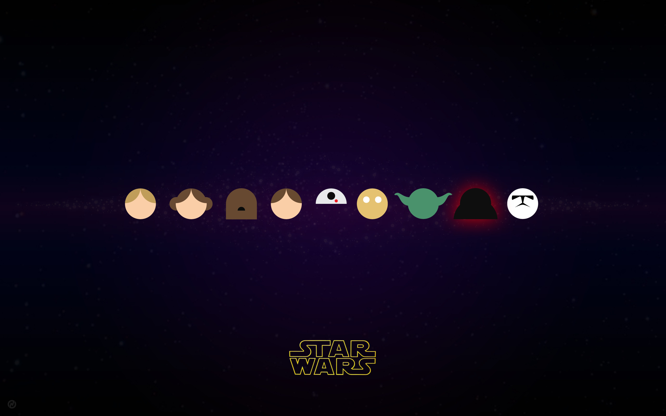 Star Wars Logo Wallpaper 67+ images