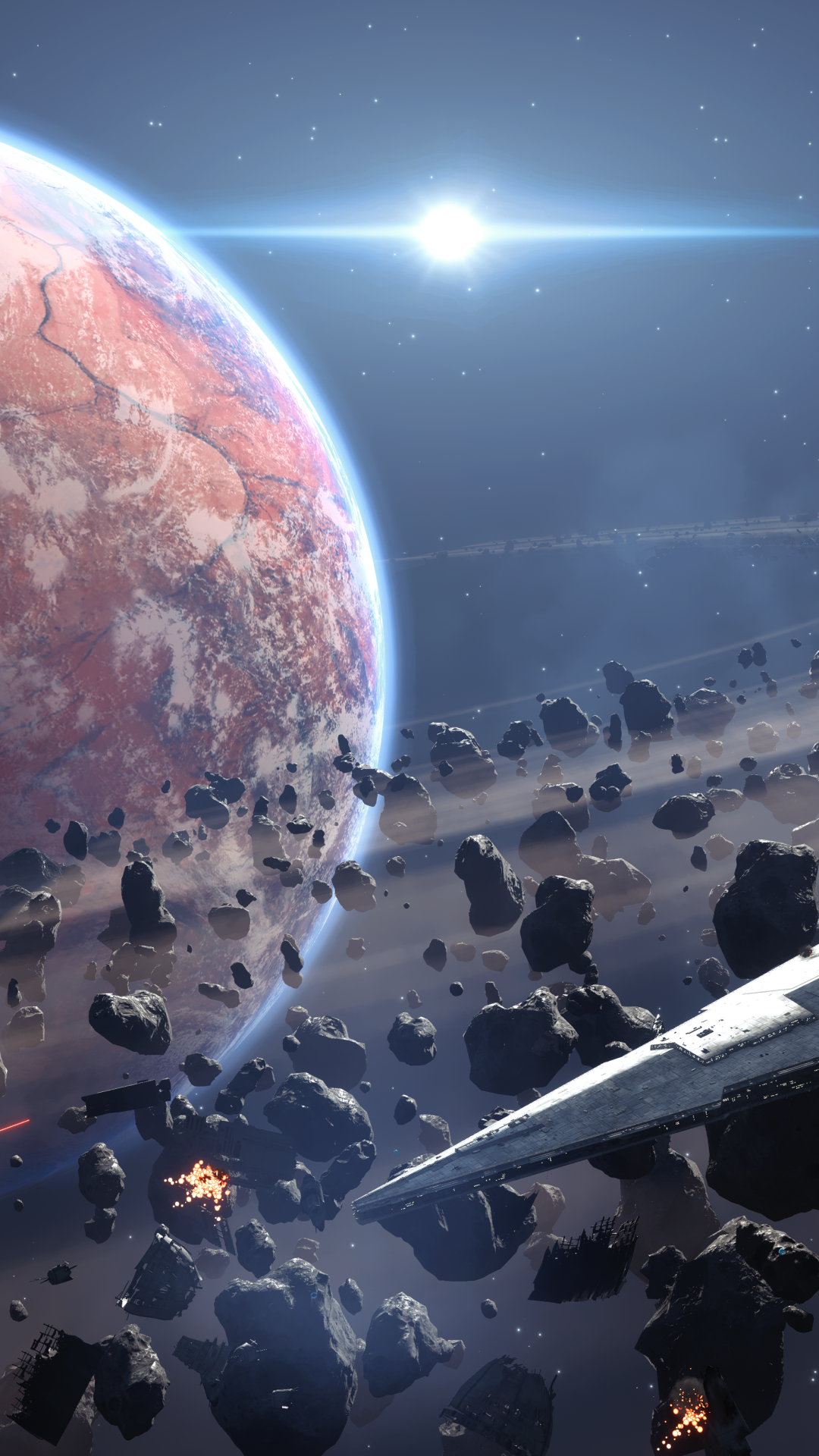 Star Wars Planets Wallpaper Posted By Ryan Simpson