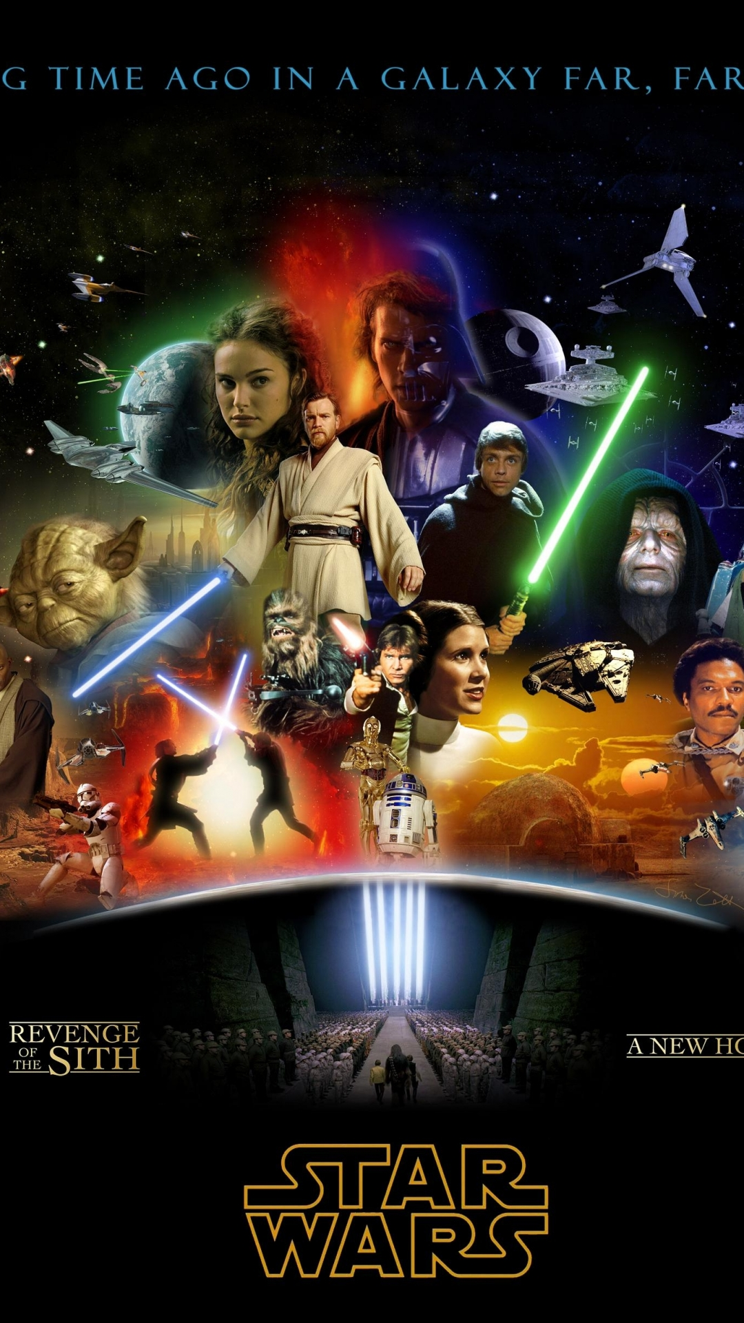 Star Wars Poster Hd Posted By Christopher Peltier
