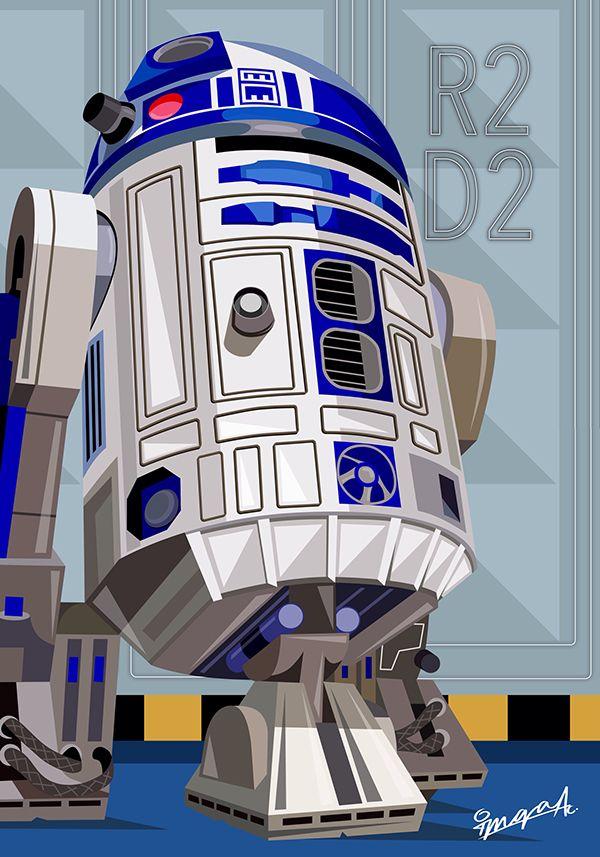 R2 D2 Star Wars Star Wars Art Pinterest R2d2 Wallpaper R2