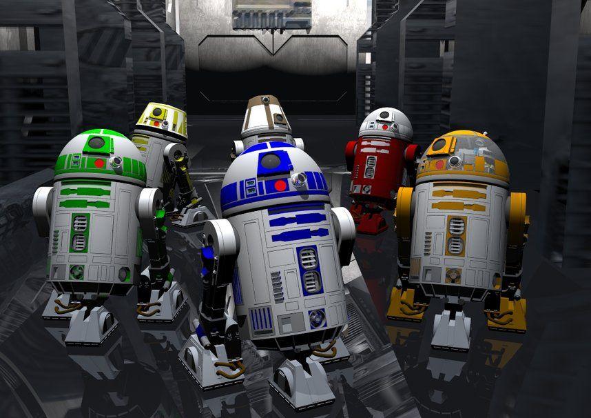 r2d2 wallpaper Google Search Star wars droids, Science