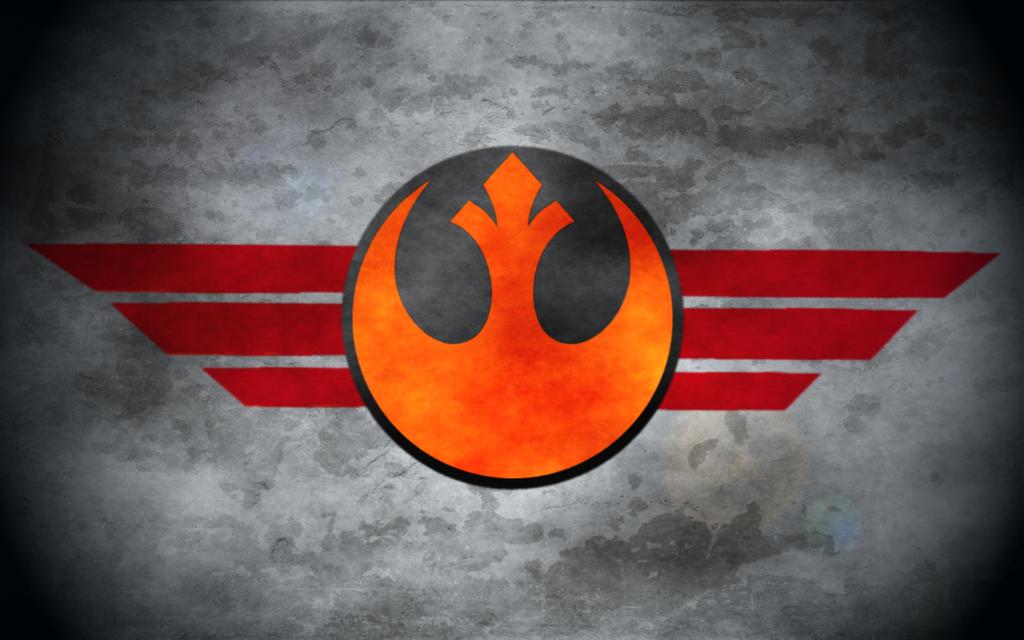 Star Wars Rebel Symbol Wallpaper Posted By Ryan Simpson