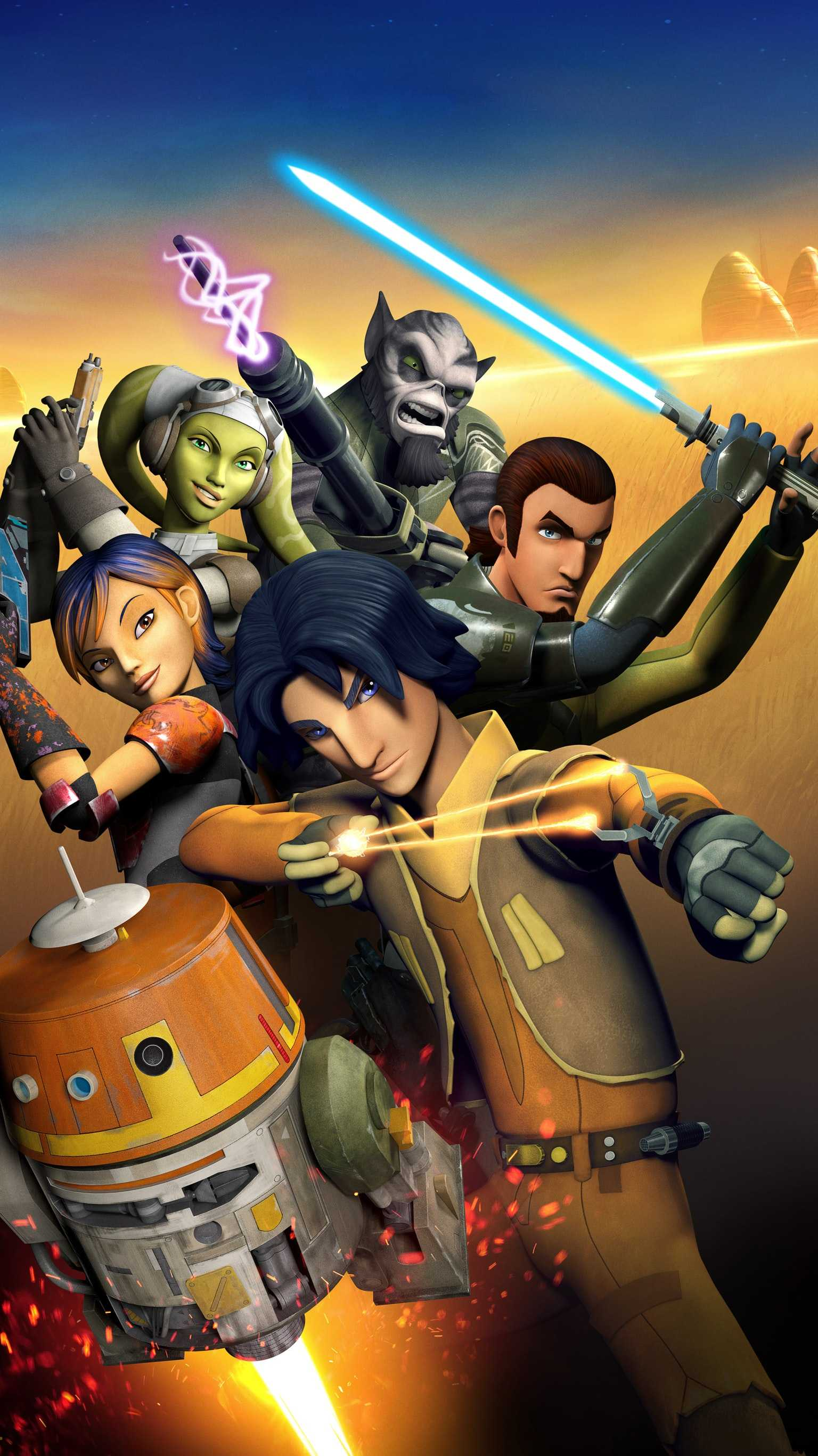 Star Wars Rebels Wallpapers Posted By Michelle Sellers
