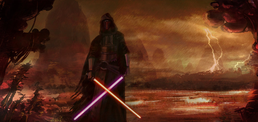 Darth Revan Wallpapers on WallpaperGet.com