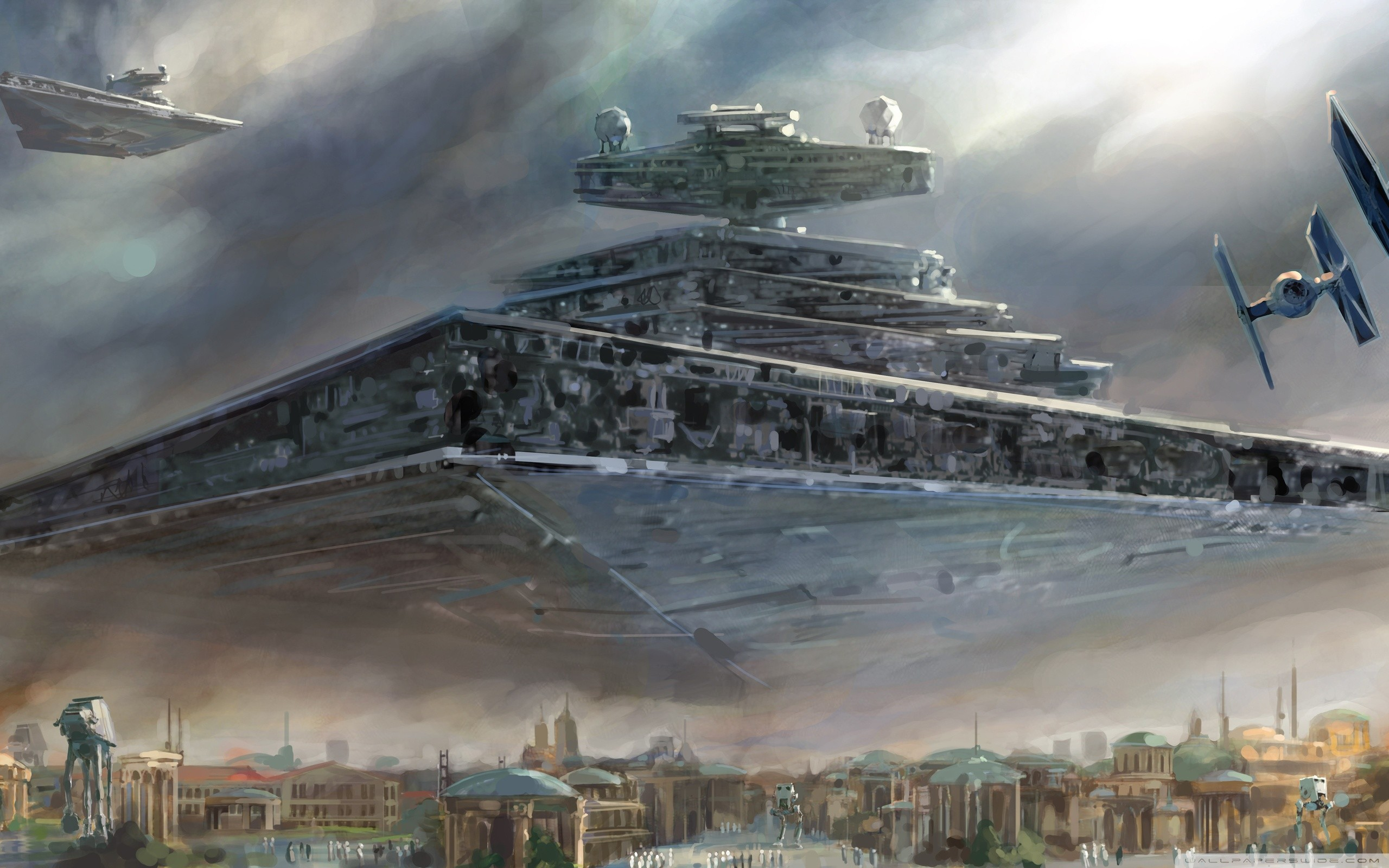 Imperial Star Destroyer Wallpaper HD 67+ images