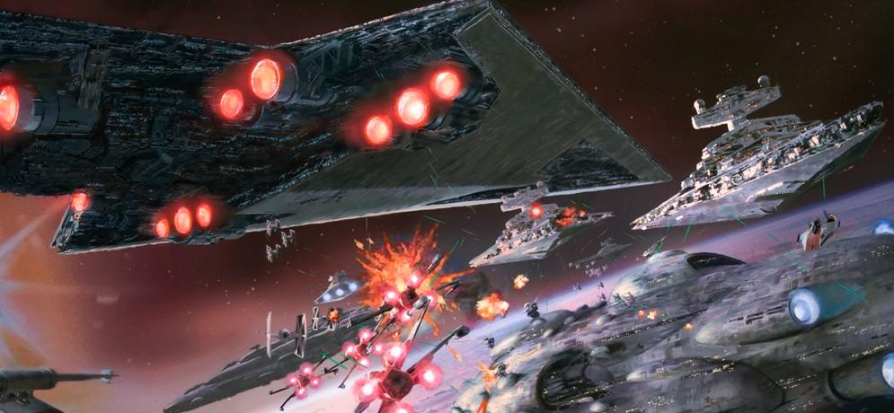 Star Wars Armada Super Star Destroyer 4 Ship Spoilers