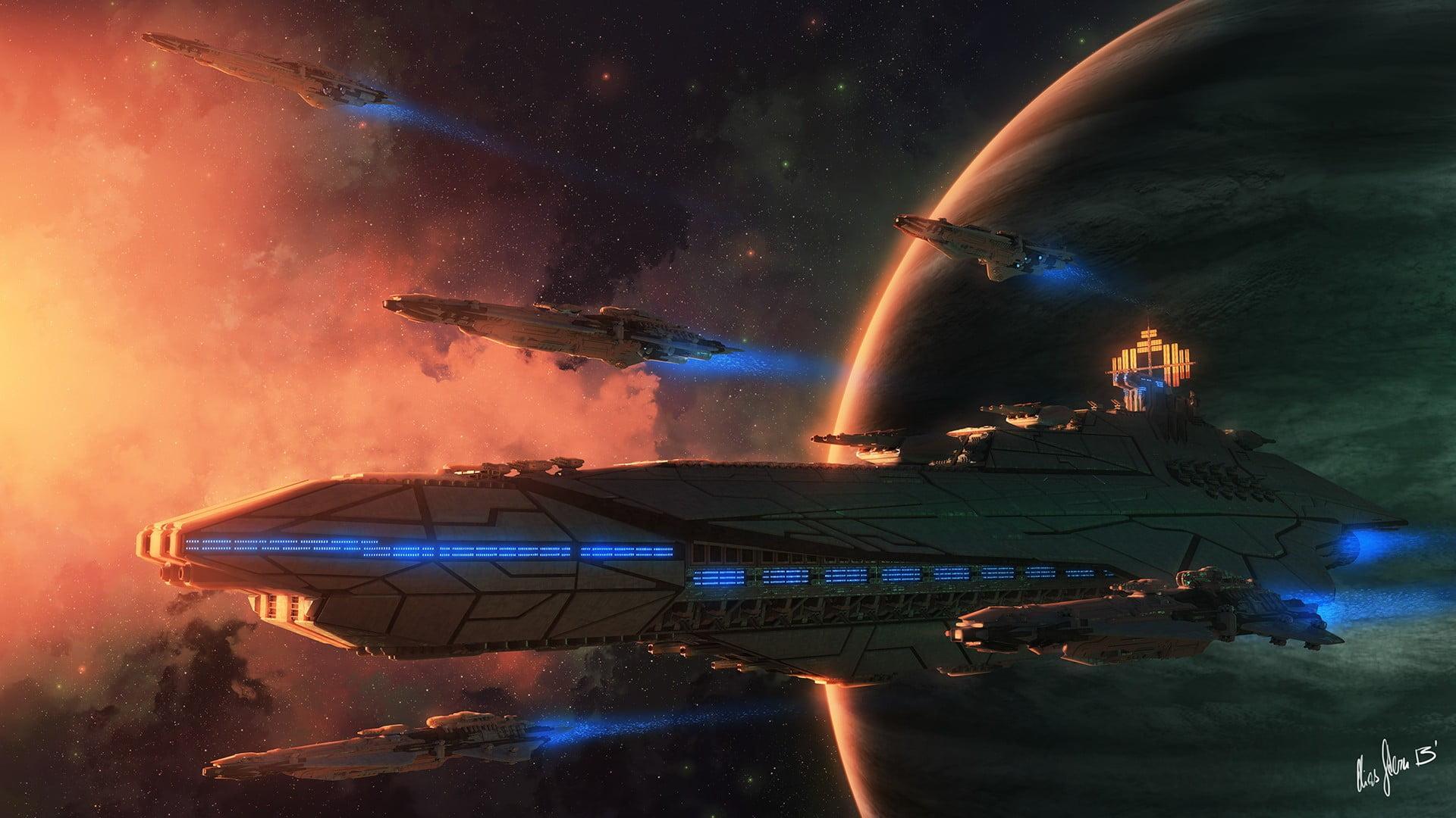 Star Wars Ship Wallpaper Posted By John Mercado