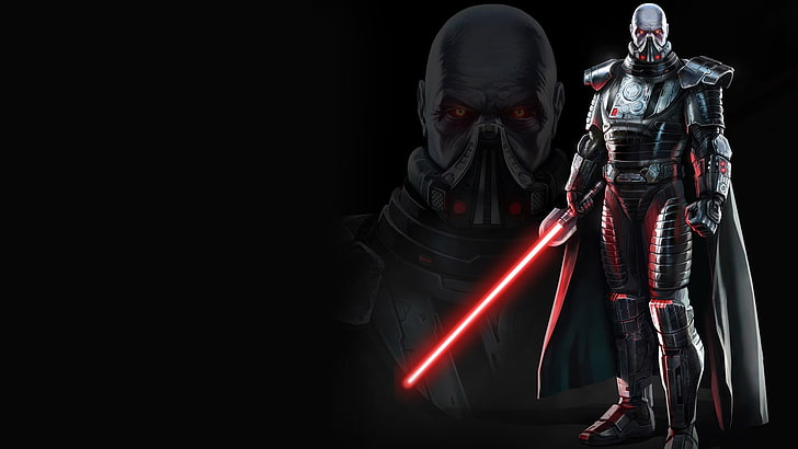 HD wallpaper Darth Vader digital wallpaper, Star Wars, Sith