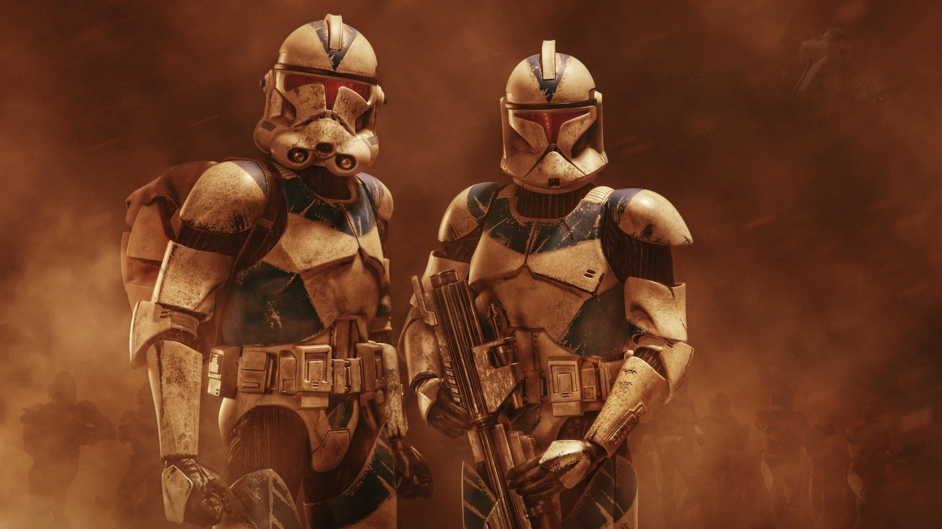 Star Wars The Clone Wars Wallpapers Posted By Sarah Walker