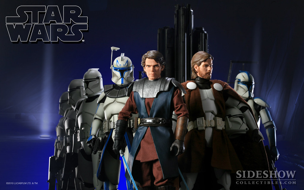 Star Wars Clone Wars Wallpaper Especially for Star Wars