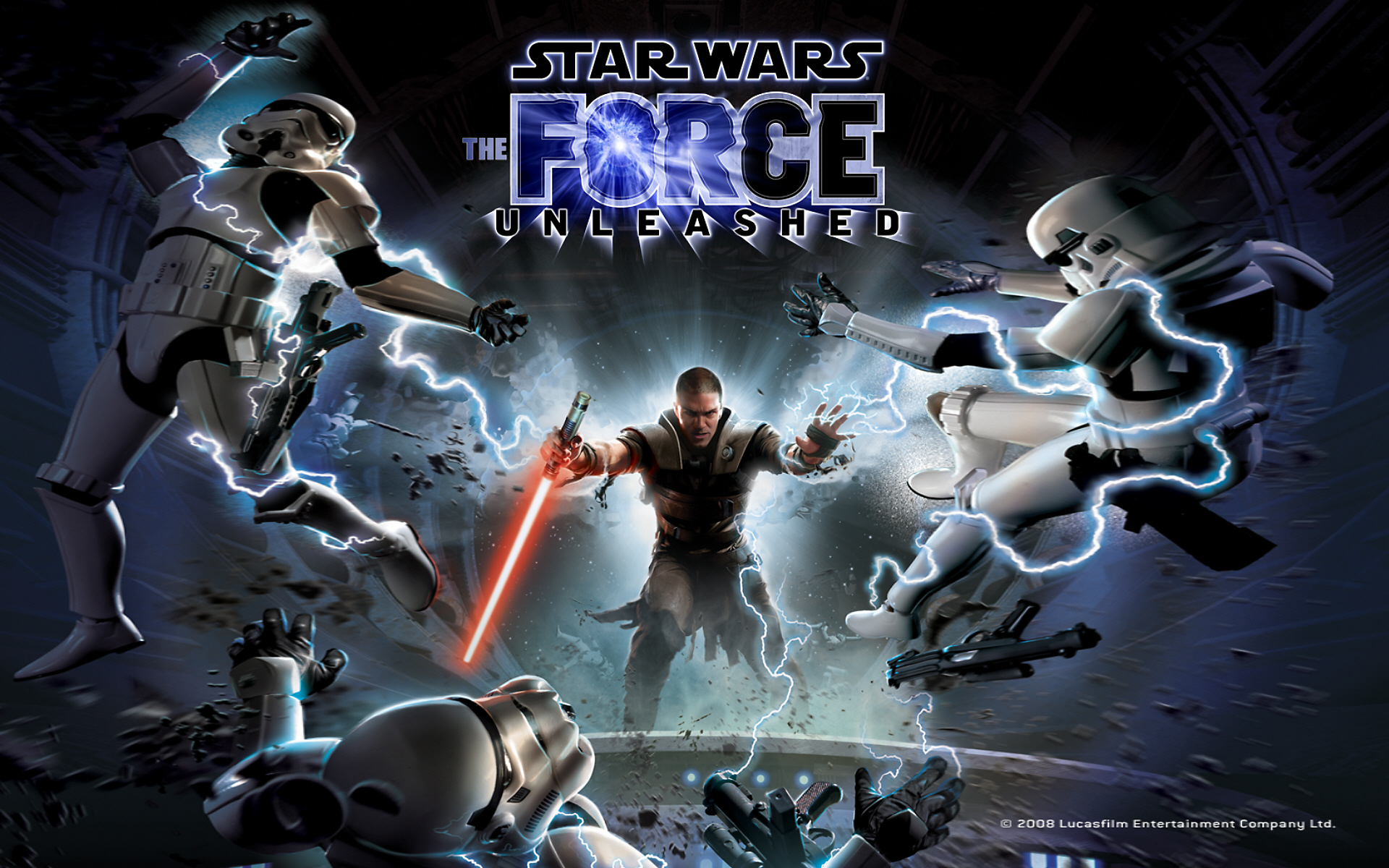Star Wars The Force Unleashed 2 Wallpaper Posted By Ryan Cunningham