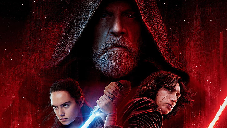 Star Wars The Last Jedi 4k Wallpaper Posted By Sarah Simpson