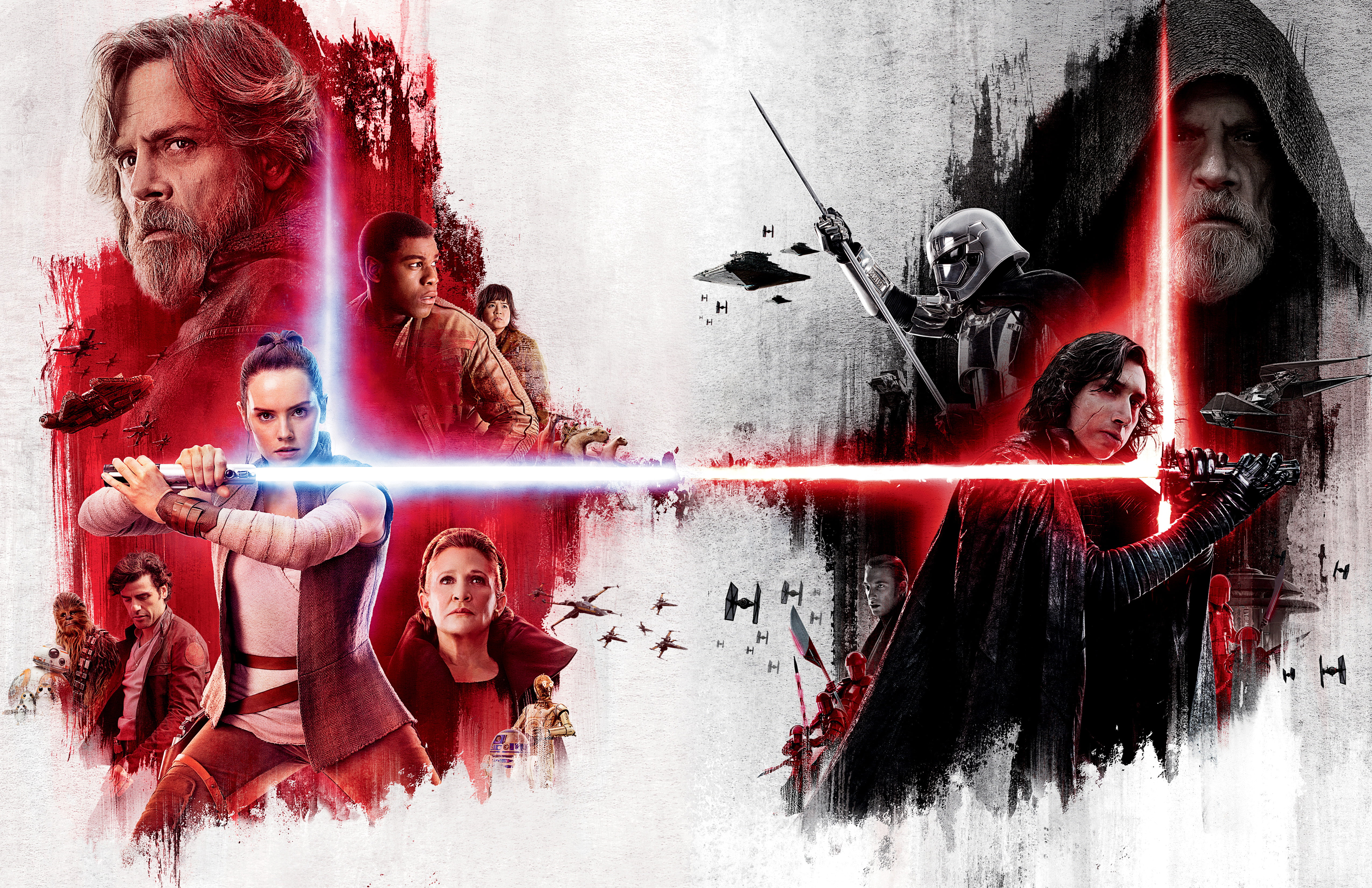 Star Wars The Last Jedi Rey Wallpaper Posted By Samantha Tremblay