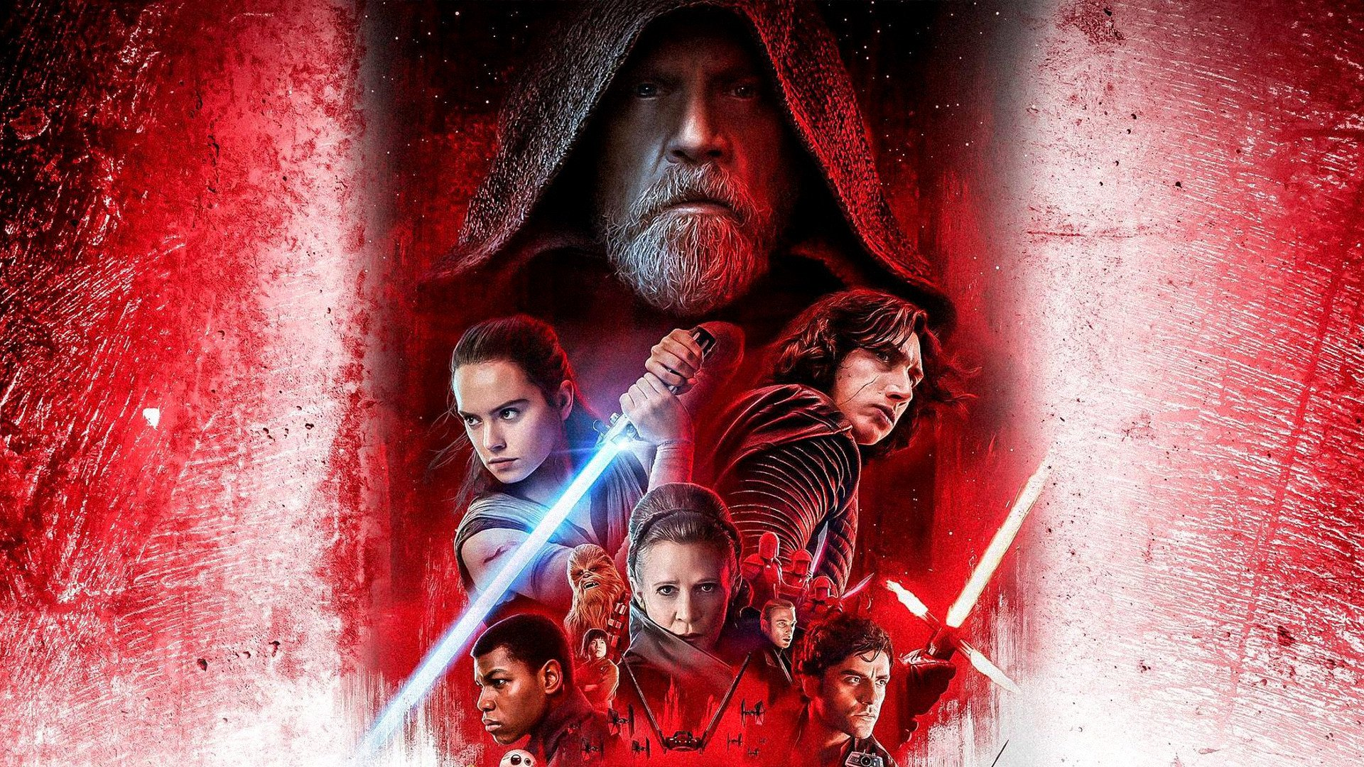 Star Wars The Last Jedi Wallpaper 1920x1080 Posted By Zoey Cunningham