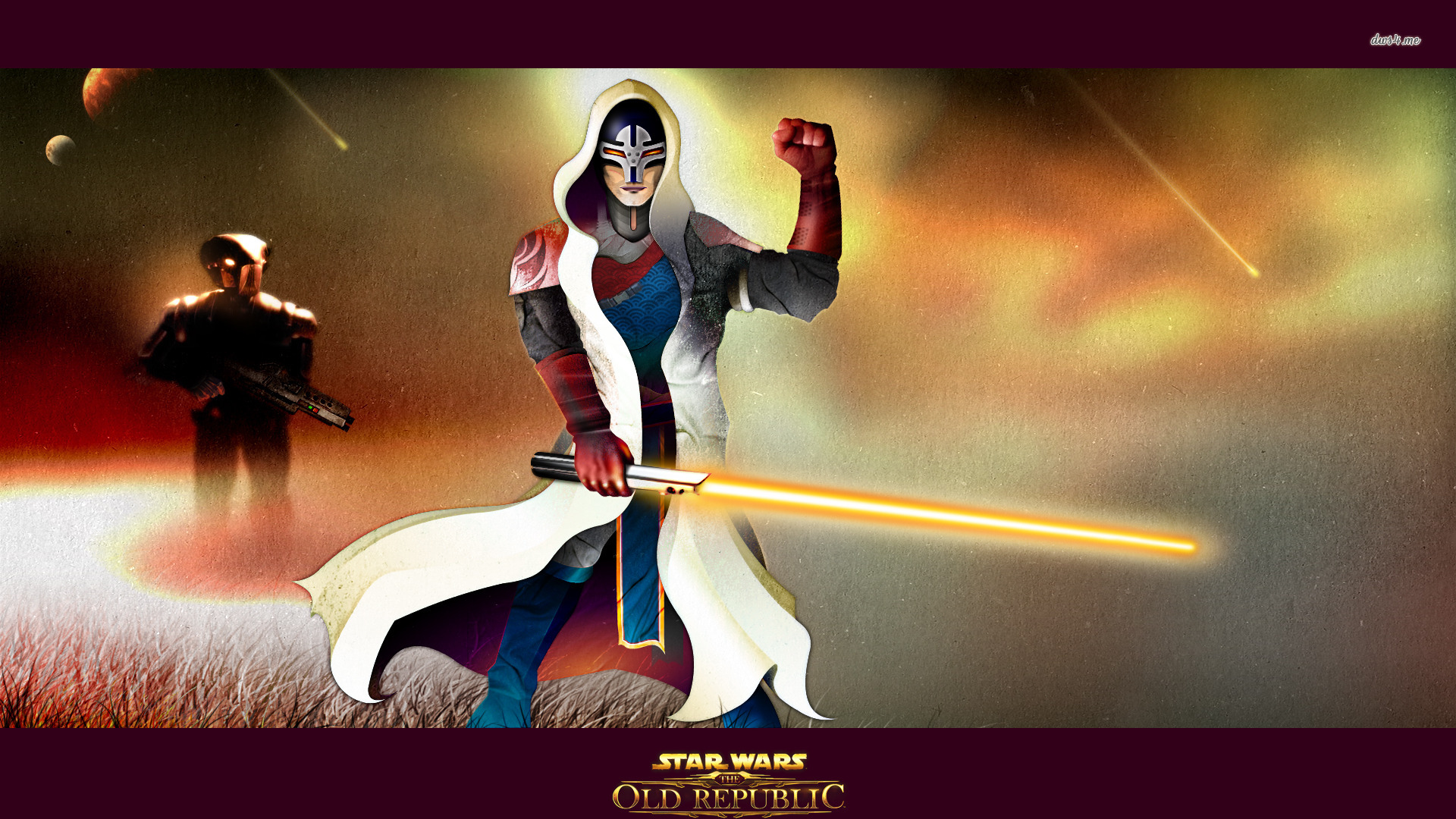 Star Wars The Old Republic Backgrounds Posted By Zoey Thompson