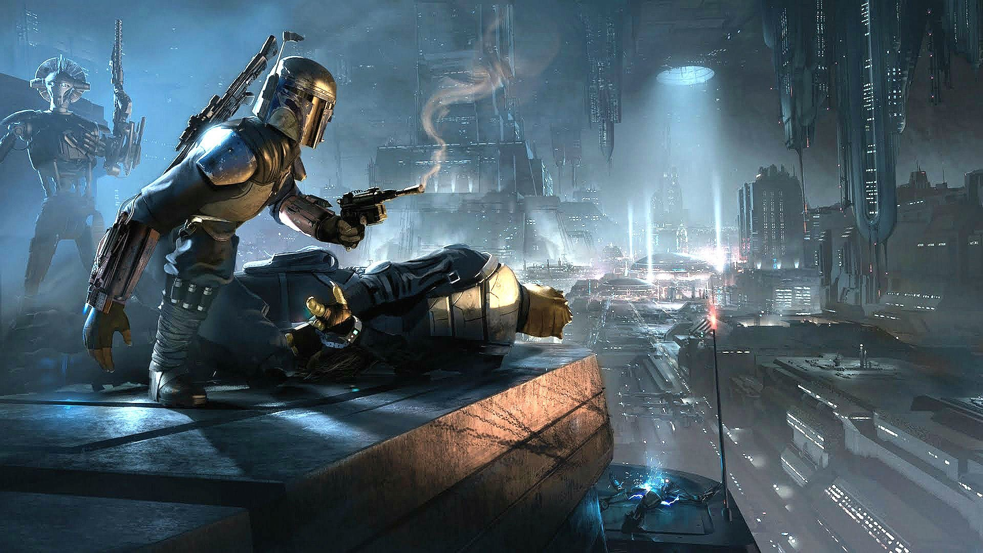 Star Wars The Old Republic Wallpaper 1920x1080 Posted By Christopher Sellers