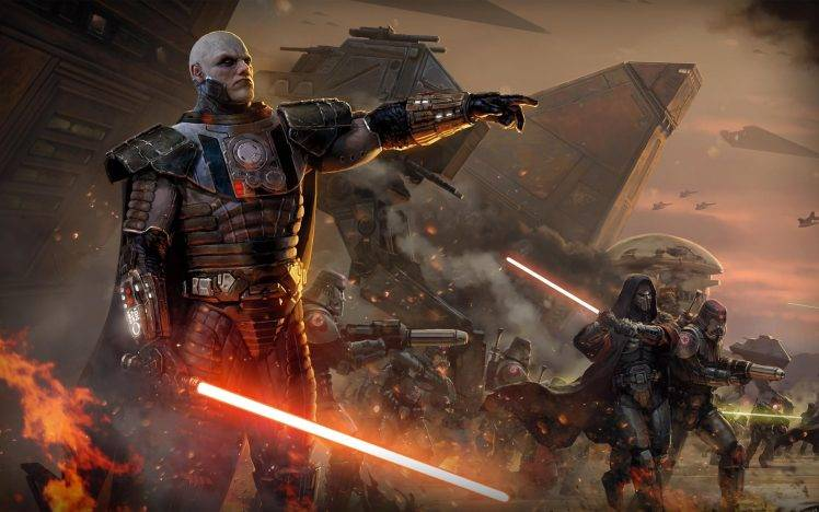 Star Wars The Old Republic Wallpaper Posted By Zoey Johnson