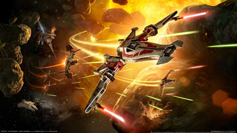 Star Wars The Old Republic Galactic Starfighter