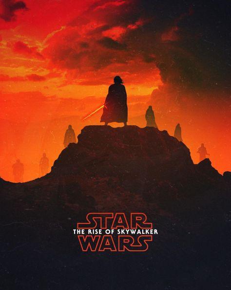 Star Wars The Rise Of Skywalker Wallpaper Posted By Samantha Walker