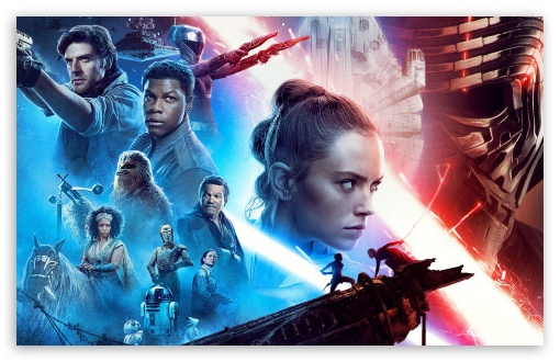 Star Wars The Rise Of Skywalker Wallpaper Posted By Samantha Walker